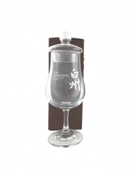 Hakushu Whisky Nosing Glass with Lid