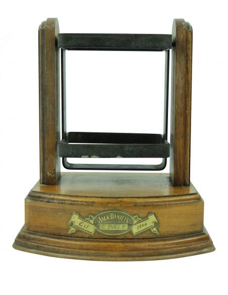 Jack Daniel's Wooden Swing Cradle