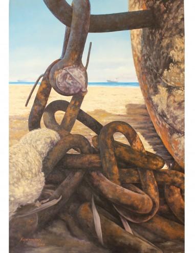 Rust by Kostas Eleftheriou (Σκουριές)