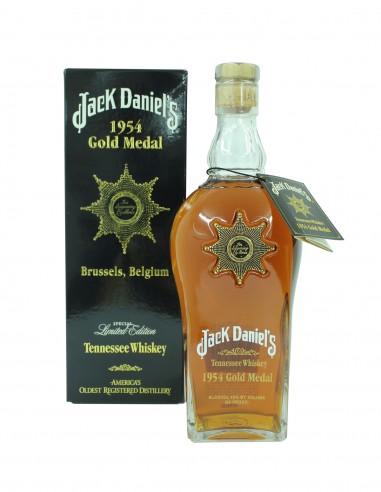 1954 Jack Daniel's Gold Medal - Brussels, Belgium