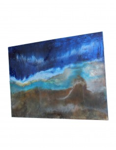 Calm the Ocean Inside Me by Stella A. Issa