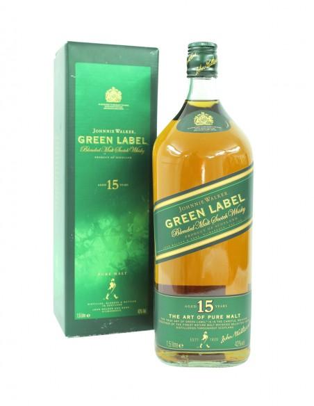 Johnnie Walker Green Label 15 years 1.5L (Asian Market release)