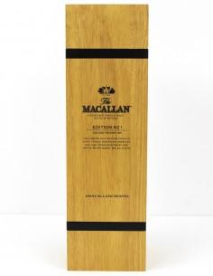 Macallan Edition No. 1 Limited Edition