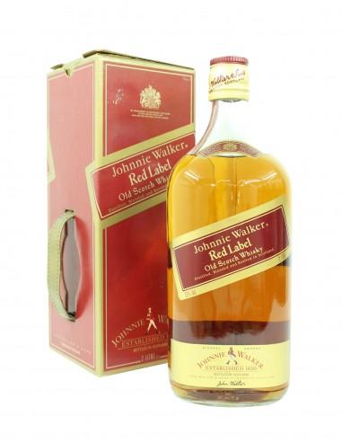 Johnnie Walker Red Label 2L