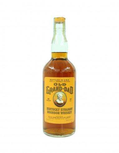 Old Grand-Dad 1960 Bottled in Bond Bourbon 86 Proof