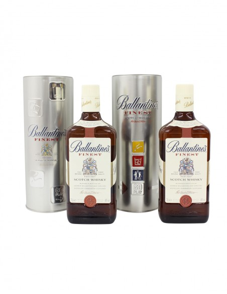 Ballantine's Finest (Special Edition) - Set of 2 Bottles