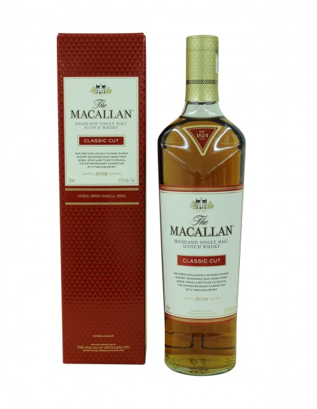 Macallan Classic Cut 2018 Release 75CL