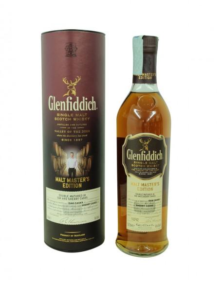 Glenfiddich Malt Master's Edition batch 02/12