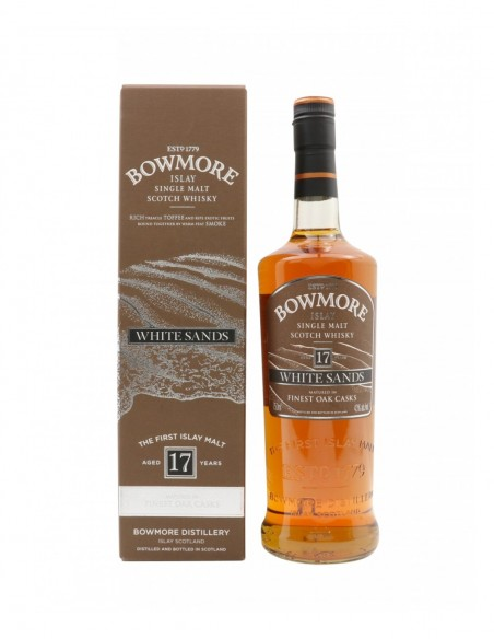 Bowmore 17 Year Old White Sands 75CL