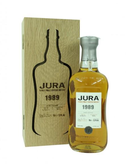 Isle of Jura 1989 Single Malt 30 Year Old Rare Vintage