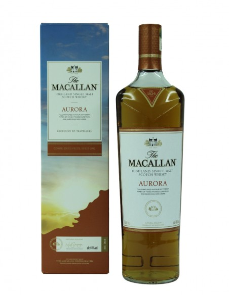 Macallan Aurora - Taiwan Duty Free Exclusive