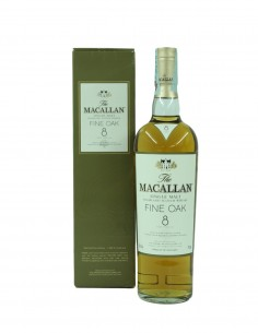 Macallan Fine Oak 8 Year Old (old version)