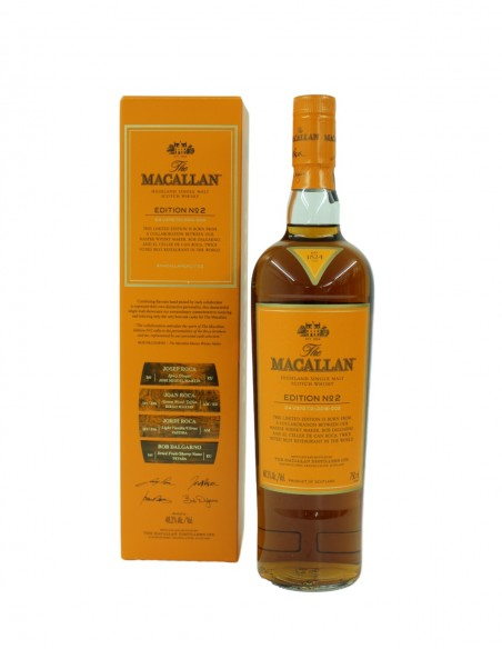 Macallan Edition No.2 (75cl)