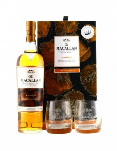 Macallan Amber Limited Edition Gift Pack