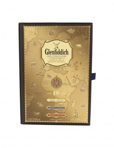 Glenfiddich 19 Year Old - Age of Discovery Collection