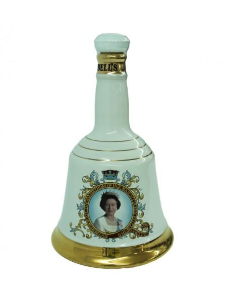 Bell's Special Release April 1986 - Queen's Elizabeth II 60th Birthday Decanter