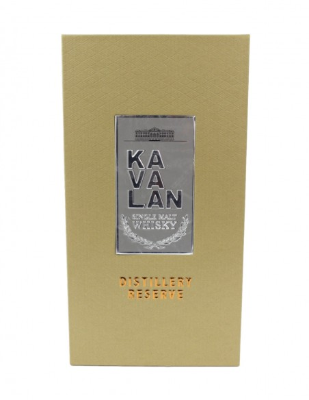 Kavalan Distillery Reserve Peaty Cask