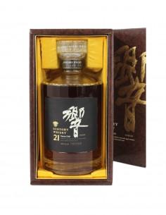 Hibiki 21 Year Old Suntory Whisky