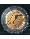 Cyprus Gold Coin 1994 - Fund against AIDS