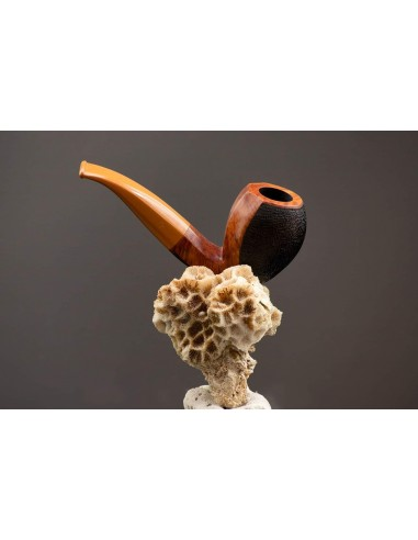 Bent Eggs Handmade Stavrinos Pipe