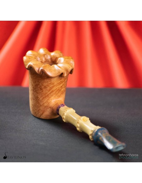 The Poker Handmade Pipe