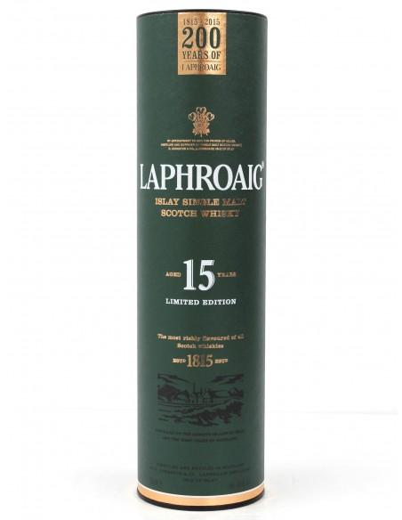 Laphroaig 15 Year Old - 200th Anniversary Edition