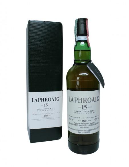 Laphroaig 15 Year Old Pre-Royal Warrant