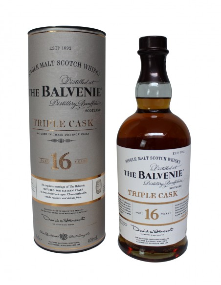 Balvenie - 16 Year Old (Triple Cask)