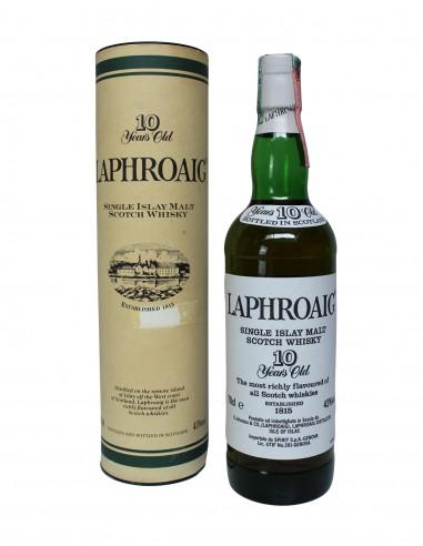 Laphroaig 10 Year Old - Bottled 1990s - Pre Royal Warrant