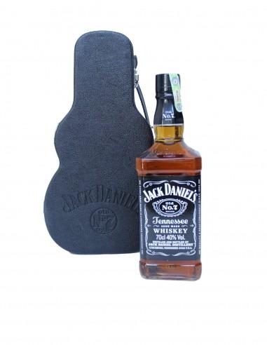 Jack Daniels Guitar Case Gift Pack