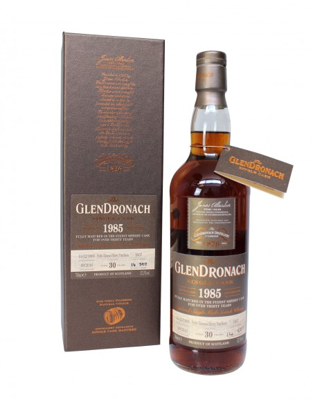 Glendronach 30 Year Old 1985 (Cask 1037)