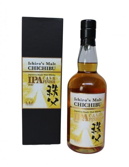 Chichibu Ichiro's Malt IPA Cask Finish / 2017