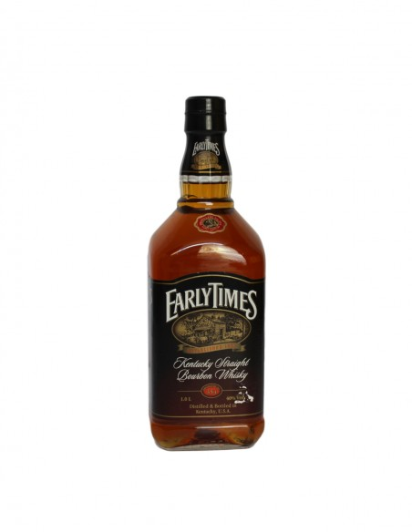 Early Times Kentucky Straight Bourbon Whisky 1L