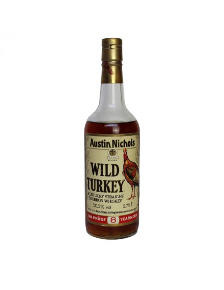 Wild Turkey 8 Years Old / 101 Proof