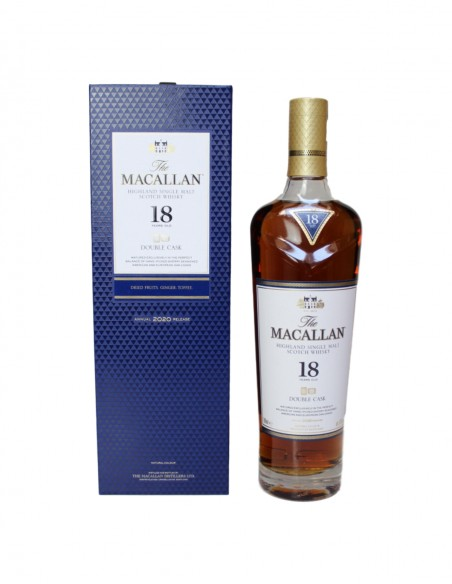 Macallan 18 Year Old Double Cask - Release 2020