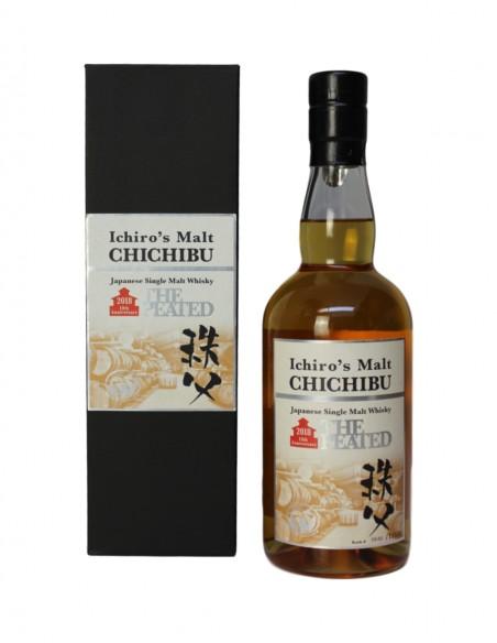 Chichibu Ichiro's Malt The Peated 2018 - 10th Anniversary