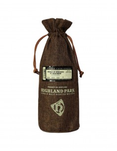 Highland Park 2006 Single Cask 12 Year Old No 1644 / World of Whiskies at Heathrow