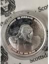 Congo Silverback Gorilla Silver Bullion Coin 1 oz 2017