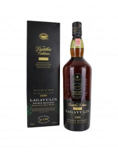 Lagavulin 1989 Distillers Edition 1L