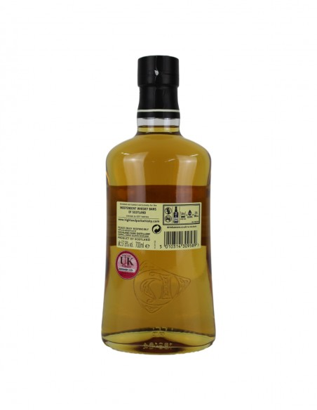 Highland Park 2005 14 Year Old Single Cask No. 2390 For Independent Whisky Bars of Scotland