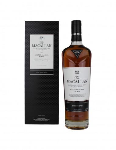Macallan Easter Elchies Black 2020 Release