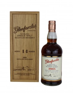 Glenfarclas 14 Year Old 2005 - Spirit of Speyside Cask No.2855