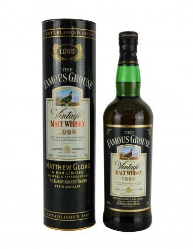 Famous Grouse 1992 Vintage Malt Whisky
