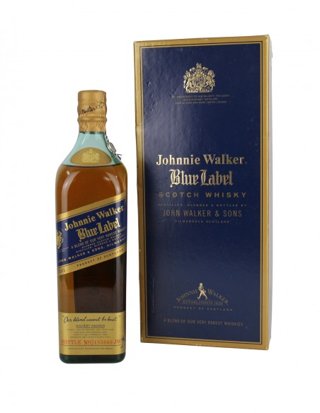 Johnnie Walker Blue Label (Old Bottle)