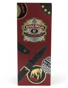 """Chivas Regal 12 Year Old """"Made for Gentlemen"""" Limited Edition"""
