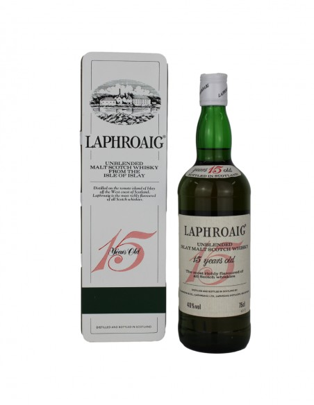 Laphroaig 15 Year Old 1985