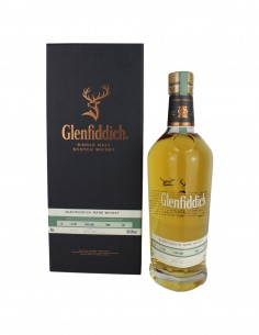 Glenfiddich 1992 22 Year Old Rare Whisky Cask no. 8389
