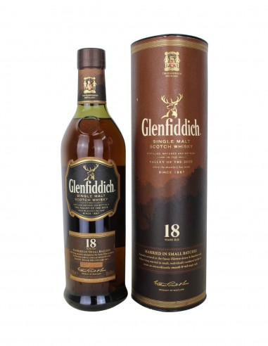 Glenfiddich 18 Years Old - The Valley of the Deer