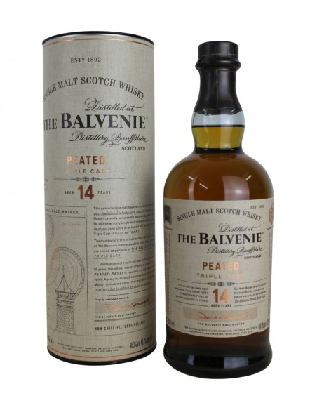 Balvenie 14 Year Old Peated Triple Cask